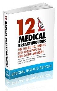 12 Medical Breakthroughs