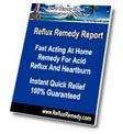 Acid Reflax Remedy Report