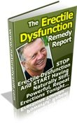 The Erectile Dysfunction Remedy