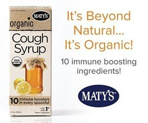 Organic Cough Syrup