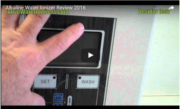 alkaline water ionizer machine reviews