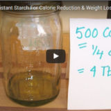 Increase Resistant Starch For Calorie Reduction & Weight Loss?