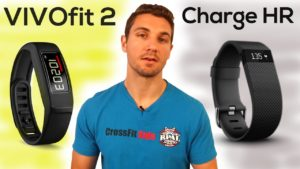 Garmin vívofit 2 vs. Fitbit Charge HR