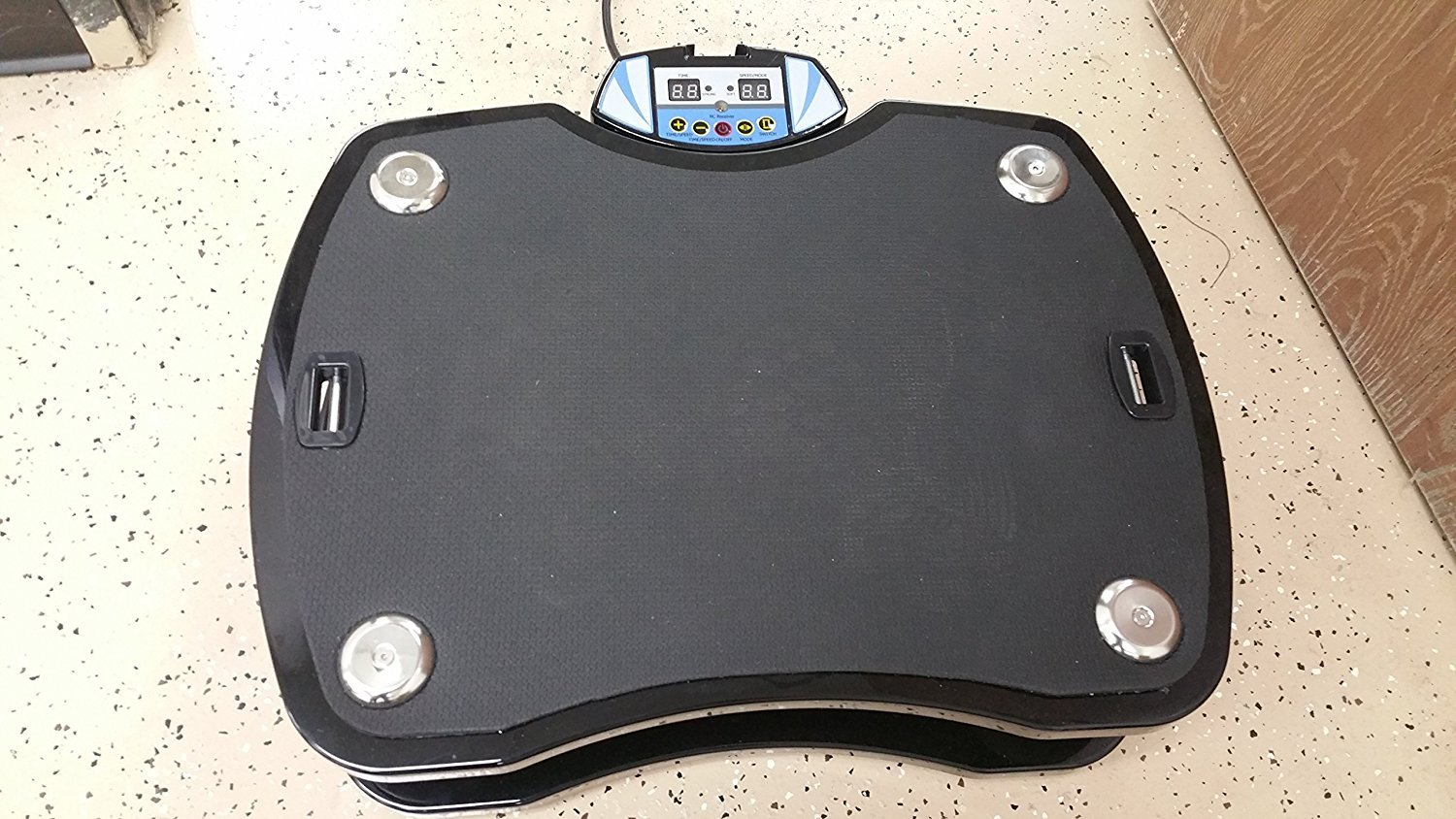 Whole Full Body Vibration Plate Exercise Machine 42 Hz High Speed