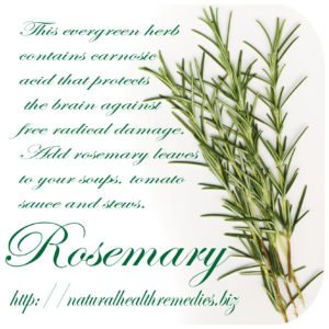 See What Happens When You Start Eating Rosemary