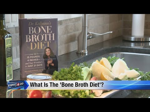 What is the 'Bone Broth Diet'?
