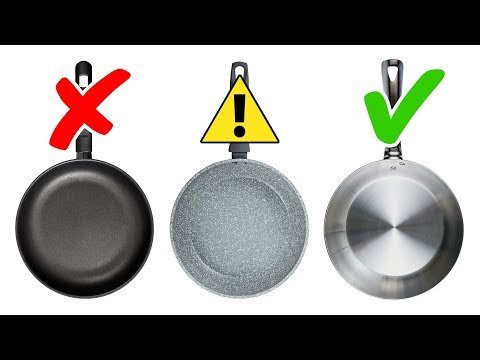 4 Types of Toxic Cookware to Avoid