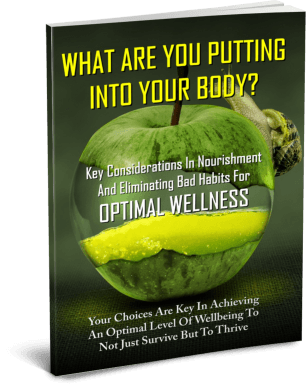 What Are You Putting Into Your Body