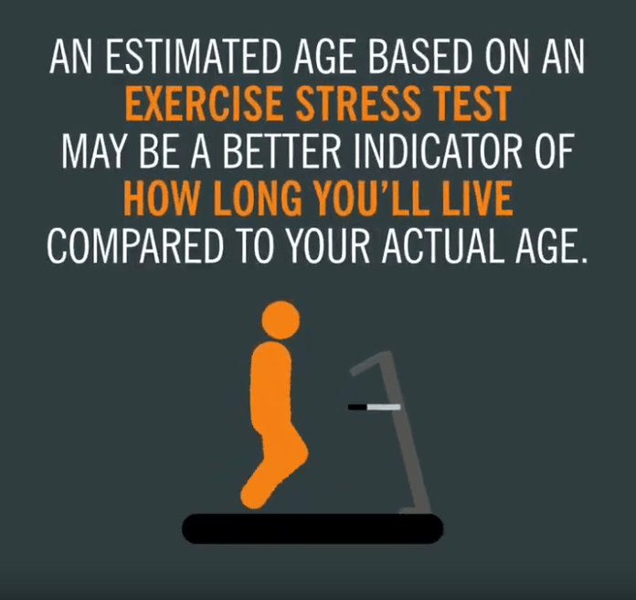 Exercise Is Key to Longer Life