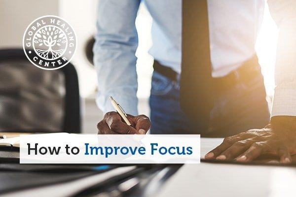 How to improve focus